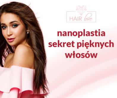 nanoplastia włosów